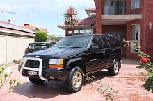 1998 Jeep Grand Cherokee Limited 4X4 ZG Keilor Downs Brimbank Area Preview