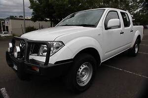 Nissan Navara RX 4x4 2013 manual turbo diesel Beaumont Hills The Hills District Preview