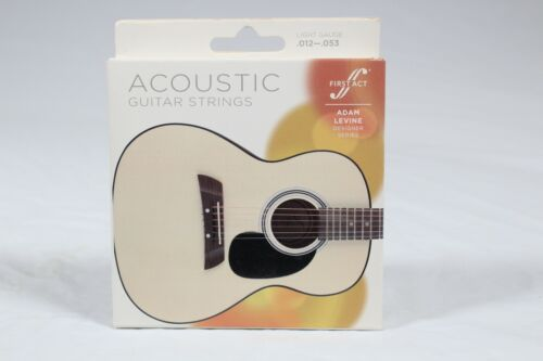 First Act Adam Levine Designer Series Acoustic Guitar String