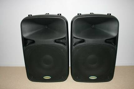 Samson Auro Powered Monitor Speakers