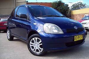 TOYOTA ECHO HATCH AIR COND POWER STEER LONG REGO LOG BOOKS CLEAN Windsor Hawkesbury Area Preview