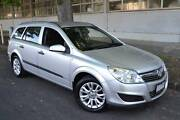 2007 HOLDEN ASTRA AH CD MY07.5 WAGON AUTOMATIC 1.8LT Coburg Moreland Area Preview