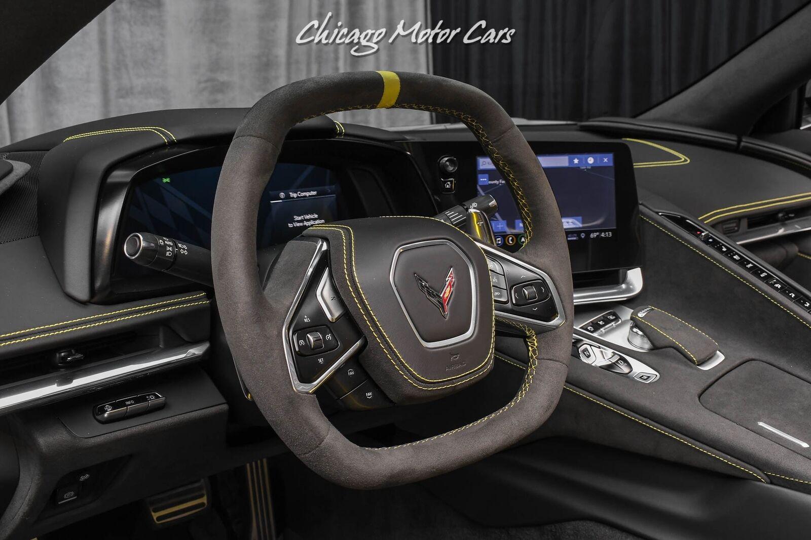 2020 Black Chevrolet Corvette Stingray 3LT   C7 Corvette Photo 10