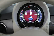 Fiat 500 Cabrio Lounge,n.Mod. TFT Display, 7 Airbag´s