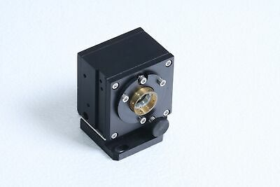 Conbio Medlite 4 Laser Resonator Polarizer Mirror Lens Assembly Untested As Is