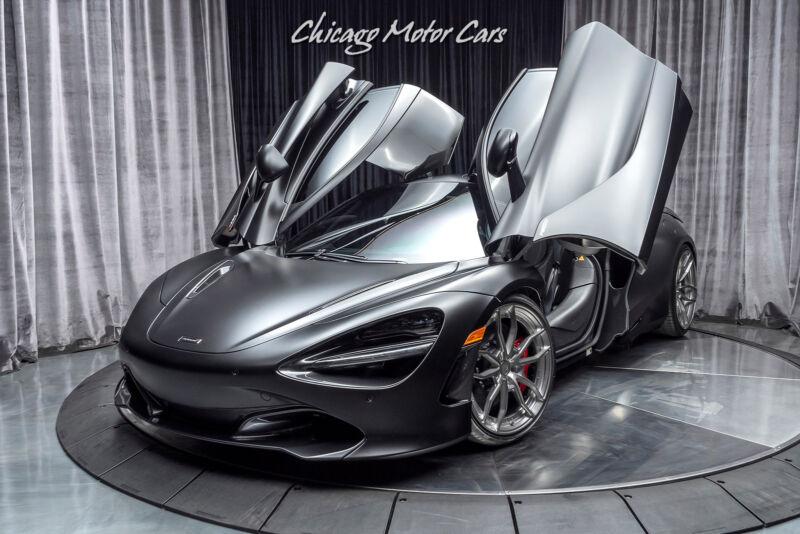Image 3 Voiture Asiatique d'occasion McLaren 720S 2018