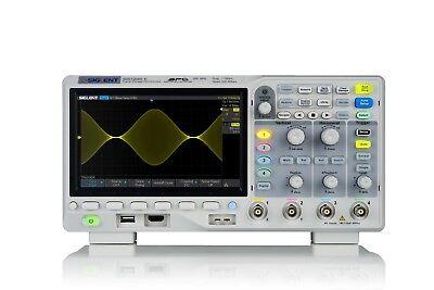 Siglent Sds1104x-e Oscilloscope 100mhz 4ch