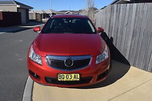 2012 Holden Cruze Hatchback Gungahlin Gungahlin Area Preview