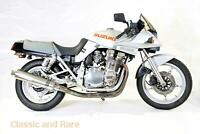 Suzuki Katana 1100 Cool 80's classic bike