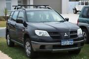 Mitsubishi Outlander 2006 VR-X ZF MY06 Car Yanchep Wanneroo Area Preview