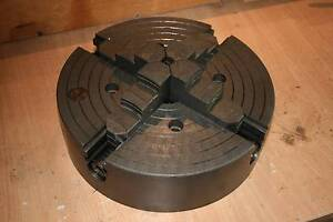 250mm 4 Jaw Independent Metal Lathe Chuck Ipswich Ipswich City Preview