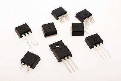 5x IPB160N04S4-H1 INFINEON MOSFET N-CH 40V 160A TO263-7 *NEU* #714947