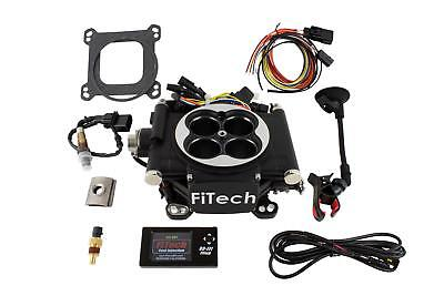 FiTech 30002 Go EFI 4 600 HP Self-Tuning Fuel Injection System Black