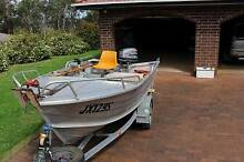 3.9m Stacer, on trailer, with 25HP Mariner two stroke outboard Scott Creek Adelaide Hills Preview