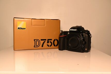 Nikon D750, 56xx shutter count, warranty Sippy Downs Maroochydore Area Preview