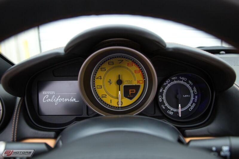 Image 24 Voiture Européenne d'occasion Ferrari California 2010