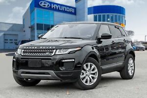 2018 Land Rover Range Rover Evoque SE, NAVIGATION, BACKUP CAM, P