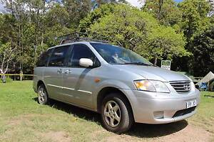 2000 Mazda MPV $4200 ono Lovely van Backpacker ,Camping Bundall Gold Coast City Preview