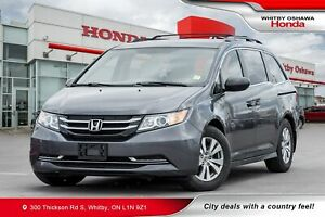 2015 Honda Odyssey SE | Rearview Camera, Bluetooth, Power Amenit