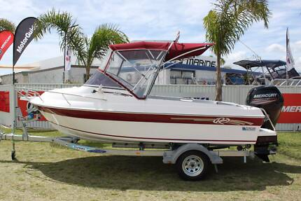 New Revival 5.25 Runabout Std