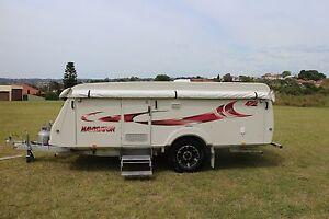 Coromal Navigator 2014 N422 Camper Trailer Macquarie Hills Lake Macquarie Area Preview
