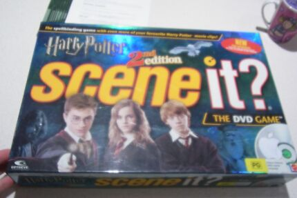 Harry Potter scene it game  does have a couple of pieces missing Bayview Pittwater Area Preview