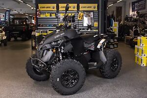 Can Am RENEGADE 1000R XXC MY17 INT DPS TRIPLE BLACK FOX