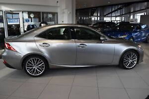 2014 Lexus IS 250 w/ AWD / LEATHER / SUNROOF