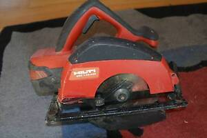 HILTI 36volt SAW Black Rock Bayside Area Preview