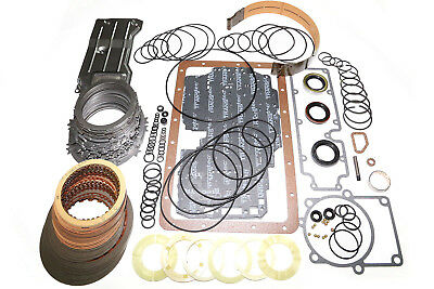 AW4 Jeep Master Rebuild Kit 4x AW-4 Automatic Transmission Overhaul Aisin Warner Automatic Transmission Overhaul Kit