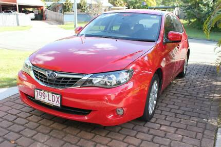 2009 Subaru Impreza Hatchback Capalaba Brisbane South East Preview