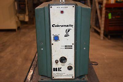 Mk Cobramatic 3a Portable Wire Feeder