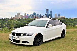 2010 BMW 335i 6-Speed Manual. M-Sport Package!
