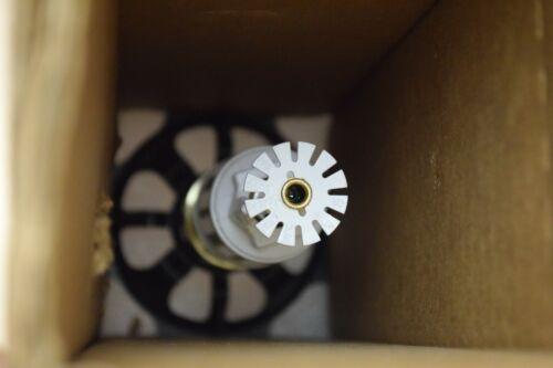 """Tyco DS1 PD Flush Esc QR 175 Chrome Sprinkler Head 2.75"""" - New Open box"""