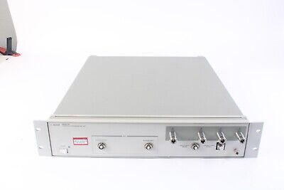 Agilent Hp Keysight 83427a Chromatic Dispersion Test Set