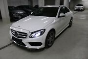 Mercedes-Benz C 220 BT 2x AMG Comand LED Kamera Ditronic