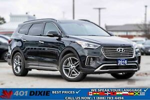 2018 Hyundai Santa Fe XL ULTIMATE AWD