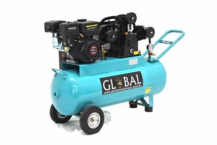 Air compressor petrol 18cfm air compressor 115psi