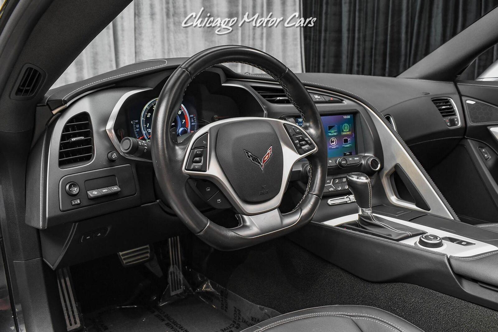2017 Gray Chevrolet Corvette Grand Sport 2LT   C7 Corvette Photo 8