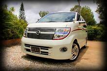 2008 NISSAN ELGRAND E51 4WD NISMO EDITION SERIES III HIGHWAY STAR Loganholme Logan Area Preview