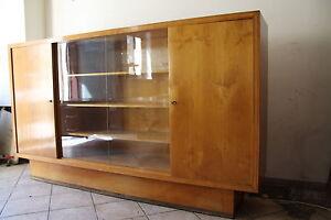 Schrank, Highboard  HELLERAU 60er 70er danish design