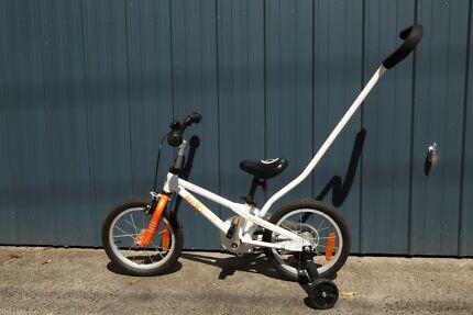 Byk E-250 Kids Bike 2016 Orange