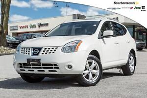 2008 Nissan Rogue S+ROOF+LDED
