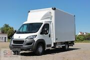 Peugeot Boxer Koffer - Ladebordwand LBW - 165PS - EURO6D
