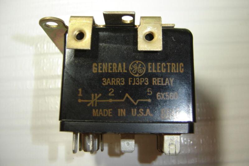 GENERAL ELECTRIC 3ARR3 FJ3P3 RELAY PROTECTOR