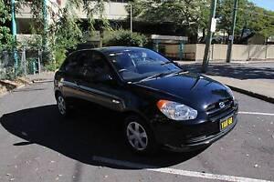 2006 Hyundai Accent Hatchback Woolloongabba Brisbane South West Preview