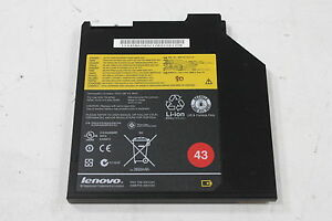 OEM Ultrabay Battery 45N1041 45N1040 For Lenovo ThinkPad T430S T420S T410S