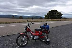 2009 Honda ct110 Postie - Heaps of Work Done Karana Downs Brisbane North West Preview