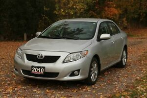 2010 Toyota Corolla LE ONLY 40K | CERTIFIED