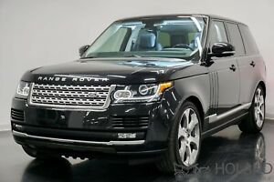 2015 Land Rover Range Rover Supercharged - SOLD! VENDU!